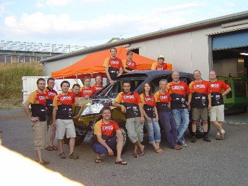 Das Team von Hans Goetz Engineering