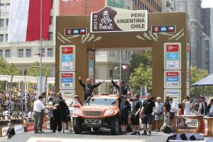 MOTORSPORT -  DAKAR 2013 - PART 2