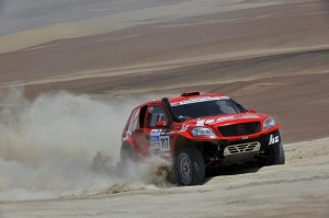 MOTORSPORT -  DAKAR 2013 - PART 1