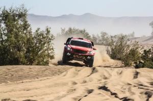 Stage 3 Rallye Oilibya Maroc